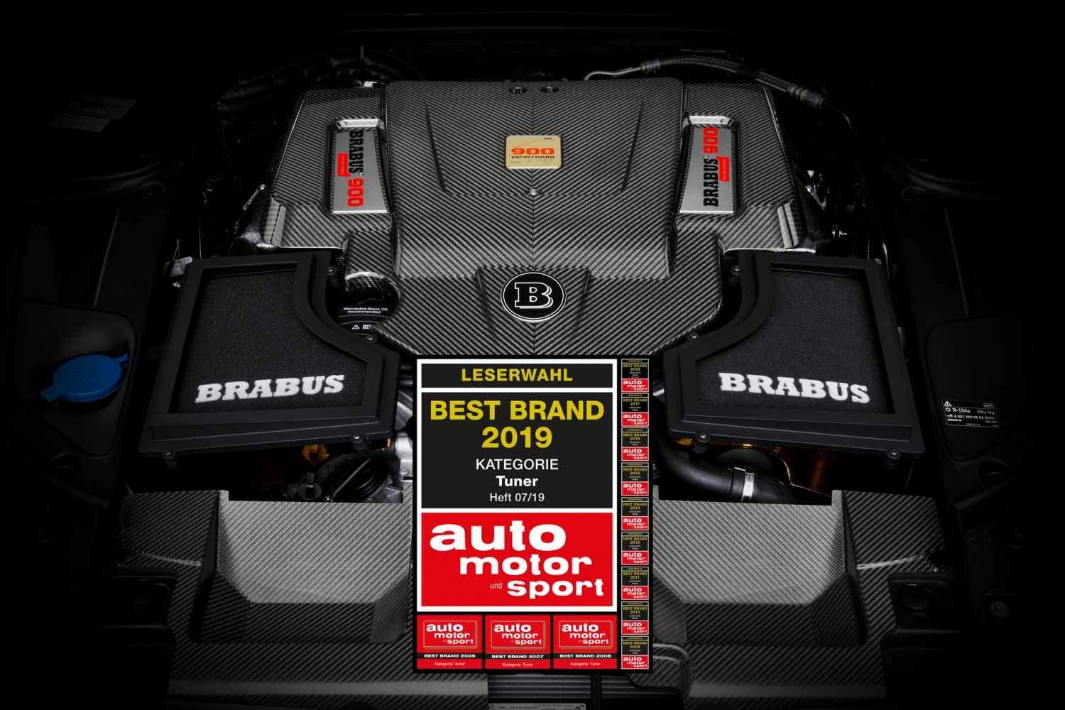 BRABUS The BEST BRAND 2019