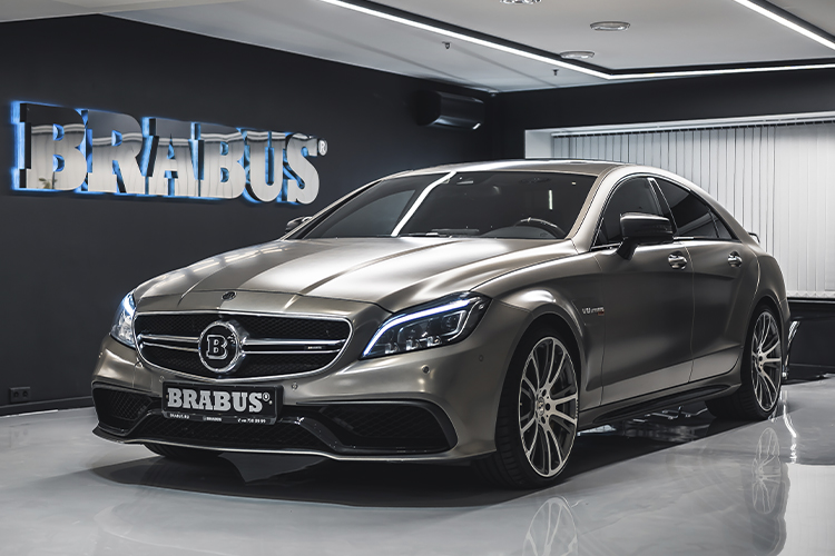 BRABUS CLS 63 AMG S
