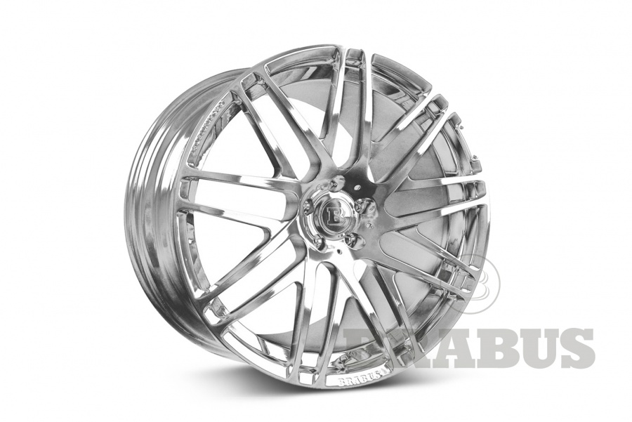 "Monoblock F ""Platinum Edition"" Ceramic Polished 23''"